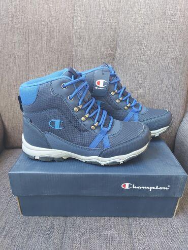 Na prodaju - Srbija: Na prodaju NOVE duboke cipele za dečaka CHAMPION DIV GS broj 36