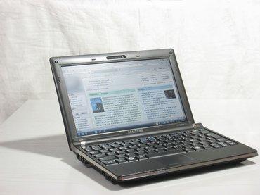 Bakı şəhərində Samsung N100SP NETBUKU satilir NOUTBUK DEYIL NETBUKDUR. Ram 2gb. Hard