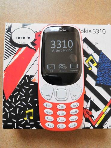 Nokia 3310. Srpski meni. Dual sim. Prostor za memorijsku karticu Mikro - Batajnica