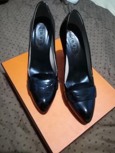 Tod's cipele Broj 37 Visina štikle 10cm Nošene par puta Bez oštećenja