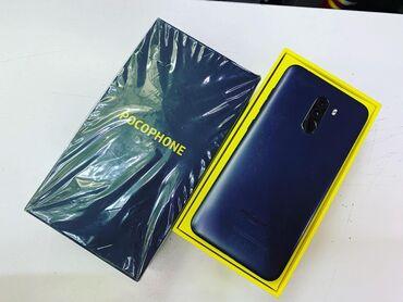 Б/у Xiaomi PocoPhone F1 64 ГБ Черный