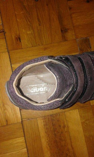 Ciciban cipelice nosene 2-3 puta.broj 26 - Pancevo - slika 6