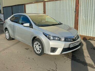 запчасти toyota corolla в Кыргызстан: Toyota Corolla 1.6 л. 2013   75000 км