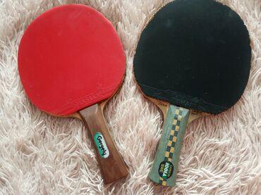 Оригинальные немецкие ракетки для настольного тенниса ( пинг-понг)