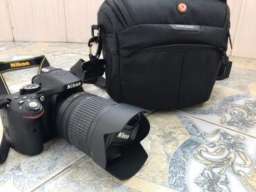 nikon d5300 - Azərbaycan: Nikon D5200