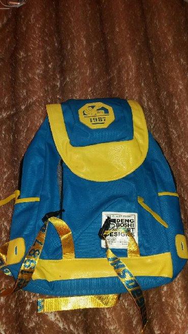 рюкзаки в Кыргызстан: Рюкзак новый окончательно