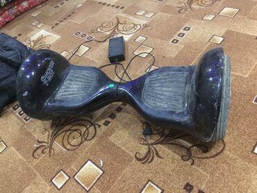 батарейка на гироскутер в Кыргызстан: Гироскутер состояния 10/9 зарядник  Чехол блютуз