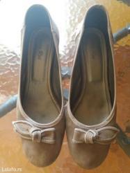 Kožne cipele - panta rei- br 39 - Svilajnac