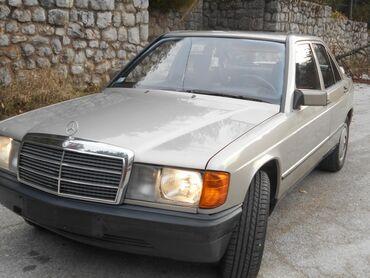 Mercedes-Benz | Srbija: Mercedes-Benz 190 2 l. 1985 | 35000 km
