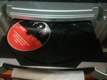 hard disc - Azərbaycan: Музыкальный центр SONY DVD,MP3,Karaoke,3 disc,Dolby Digital.Всё работа
