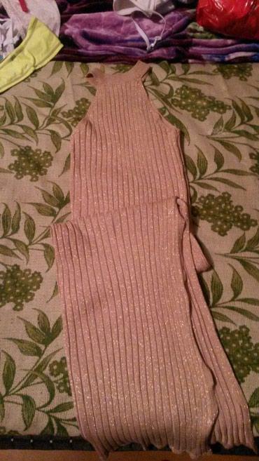Платье новое пакупала дороже 1000сом платье лапша тянеться в Бишкек