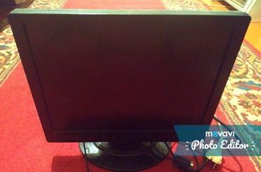 Продаю старый квадратный монитор acer,15 в Беловодское