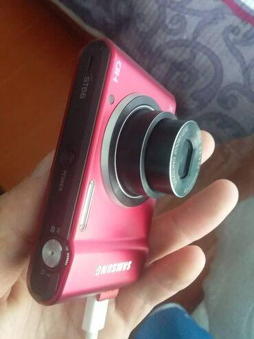 рабочий фотоаппарат в Кыргызстан: Продаю фотоаппарат Самсунг. Фотоаппарат оригинальный, полностью