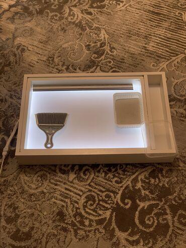 доски fluorescent board в Кыргызстан: Доска для Пескографии. Доской пользовались один раз(на конкурс таланто