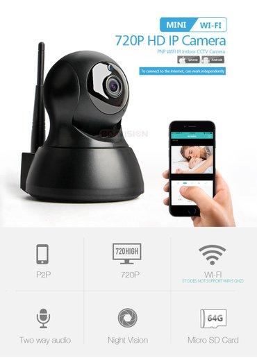 Продам wifi камеру наблюдения новая с в Бишкек