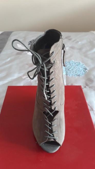 Ženska obuća   Varvarin: Nove velicna 40 otvorena cipela