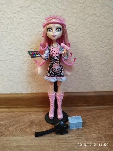 Продаю куклу Monster high Вайперин Гаргон в Бишкек
