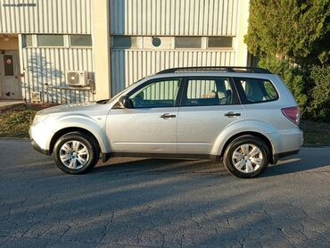 Used Cars - Greece: Subaru Forester 2 l. 2008 | 179200 km