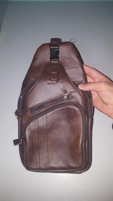 Кожанная сумка + в подарок часы.*СУМКАМатериал: коровья кожаРазмеры