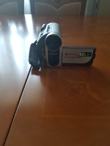 Bakı şəhərində Sony HANDYCAM40xOptical zoom,Carl Zeiss LensSuper Ve keyfiyyetli Kam