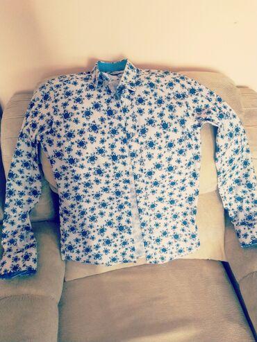 Продаю новую рубашку. Шикарный вид, качественный материал! Примерно на