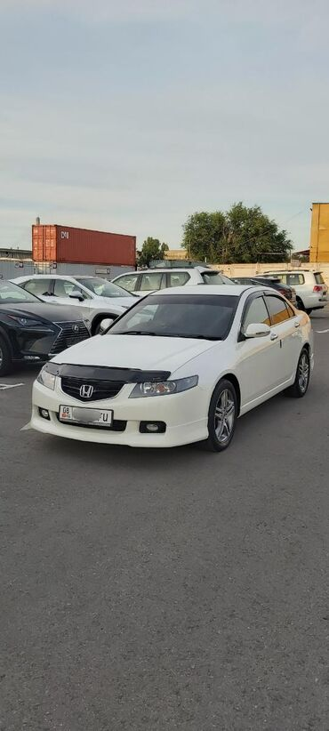 Honda Accord 2 л. 2004 | 190000 км