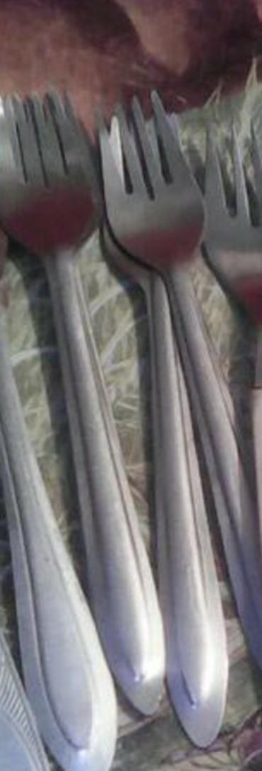 Кухонные принадлежности в Кок-Ой: Куплю именно такие алюминиевые тонкие вилки