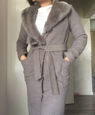 Продаётся пальто ! Размер 36 . Одевали только раз