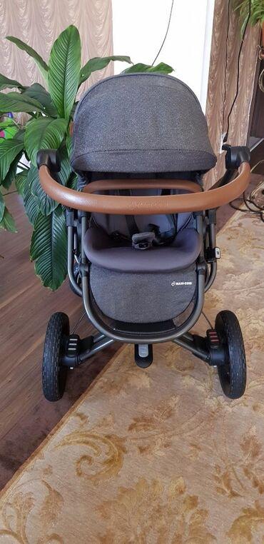 Очень удобнаякомфортная и стильная Коляска Maxi Cosi Nova 4 . В