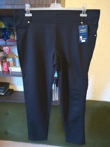 Crne pantalone sa dzepovima - Srbija: Nove zenske pantalone za punije zara. Turske. Odlicne zenske pantalone