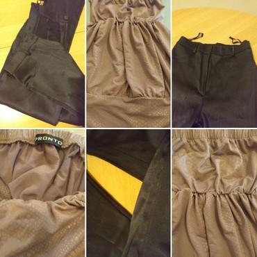Lycra - Srbija: Savrsene pantalone elegantne blago tegljive kao saten/lycra i pronto