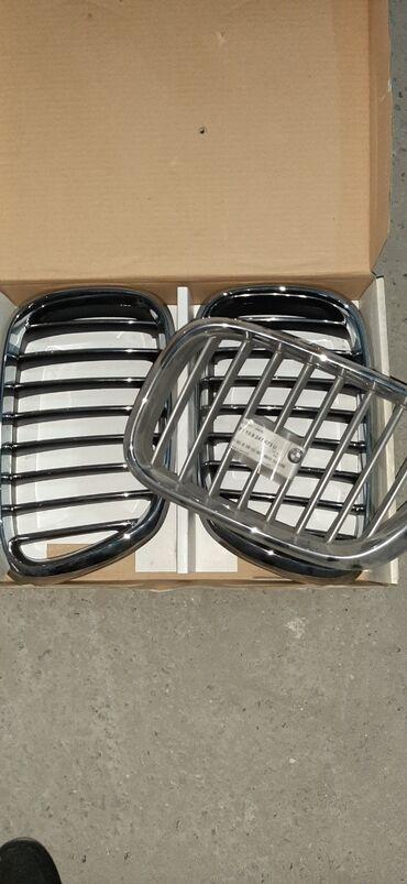 BMW X5 (XROM) radiator barmaqligi sol teref 7ye qeder.ideal