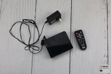 ТВ и видео - Украина: Відеоплеєр Western Digital TV HD WDAVN00, 5567013    Стан гарний, є сл