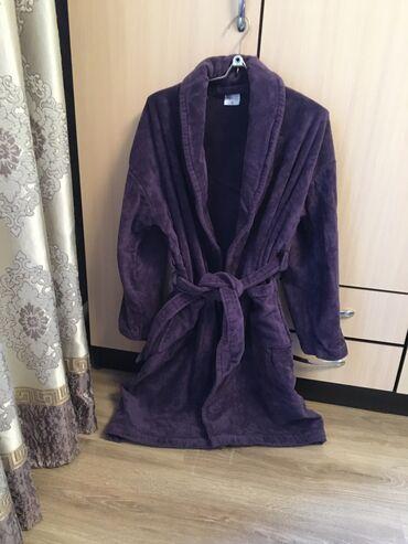 Махровый вареный халат