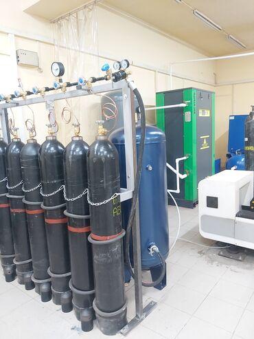 жидкий азот бишкек в Кыргызстан: Чистый азот- 99,999