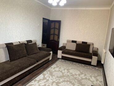 продажа квартир в бишкеке с фото в Кыргызстан: Индивидуалка, 3 комнаты, 63 кв. м Видеонаблюдение, С мебелью, Евроремонт