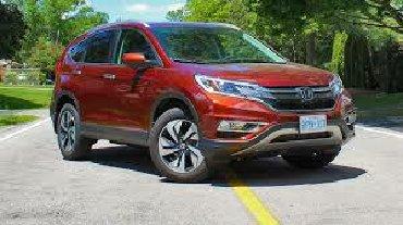 вещи-п в Кыргызстан: Продаю запчасти новые и б.у. от Хонда ЦРВ Honda CRV 6. Бампер, крыло