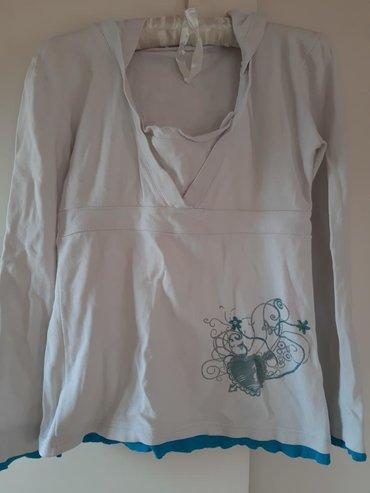 Zenska bluza sa kapuljacom Univerzalna velicina