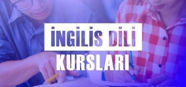 Bakı şəhərində İngilis dili kursu