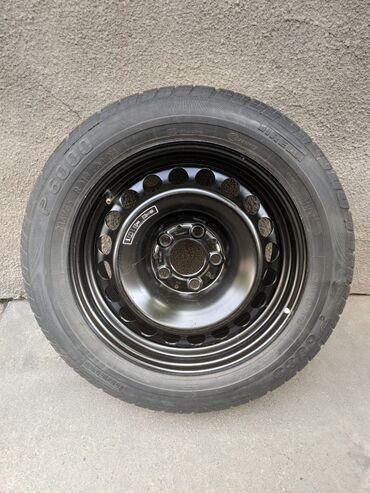 Запаска Мерседес R16. Продаю запасное колесо для Мерседес. R16. Ширина