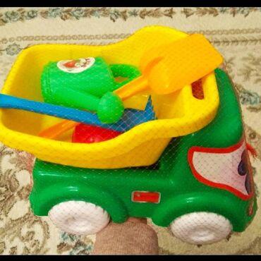 oyuncaq kamaz - Azərbaycan: Esl Yay uçun,içinde 4 oyuncaqli ela bir Kamaz oyuncaq