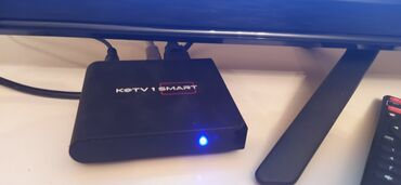 TV və video - Azərbaycan: Tv box android Smart YouTube play market