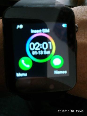 Bakı şəhərində Cox ucuz giymete smart wacht saat  k1