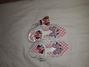 Primark sandalice za devojcicu, gumene, broj 33 ali je manji kalup, - Krusevac