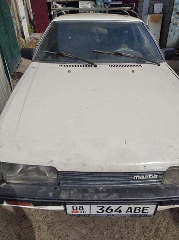 Mazda - Кыргызстан: Mazda 626 2 л. 1986