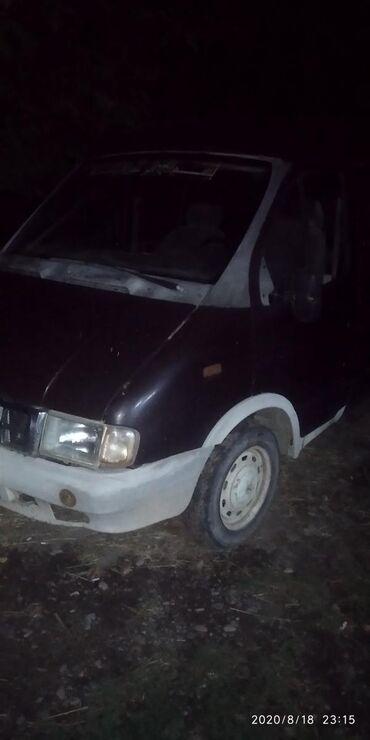 ГАЗ - Токмак: ГАЗ Sobol 2.4 л. 1998