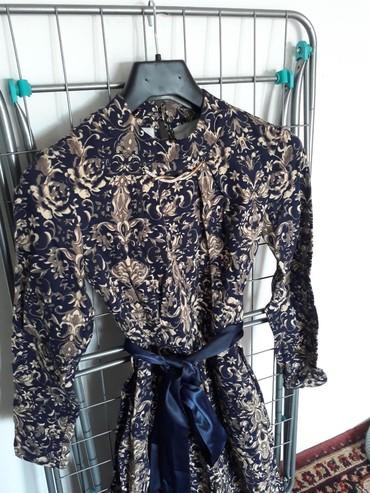вечернее нарядное платье в Кыргызстан: Скромное платье, подойдёт для покрытых,Нарядное,а самое главное-теплое