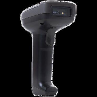 штрих сканер в Кыргызстан: Сканер QR-кода Deli 14952 - пистолет для сканирования штрих кодов