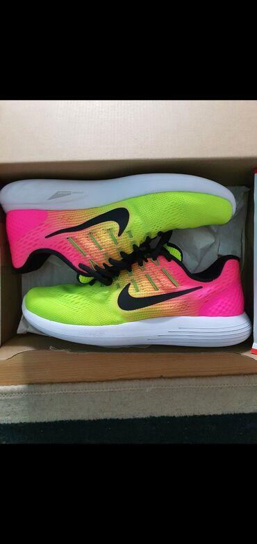 Ženska patike i atletske cipele | Velika Plana: Nike LUNARGLIDE 8 NOVE JEDINSTVEN MODEL UNISEX MODEL Patike su kupljen