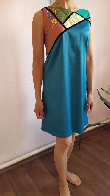 Личные вещи - Заречное: Продается платье. Сшили на заказ. Надевалось всего один раз, на выпуск